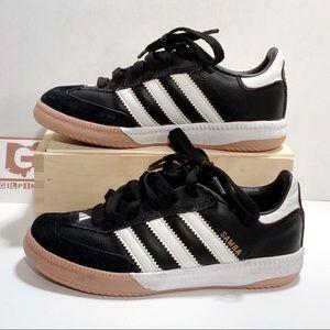 ADIDAS Samba Youth Soccer Shoe Sneaker 12Y